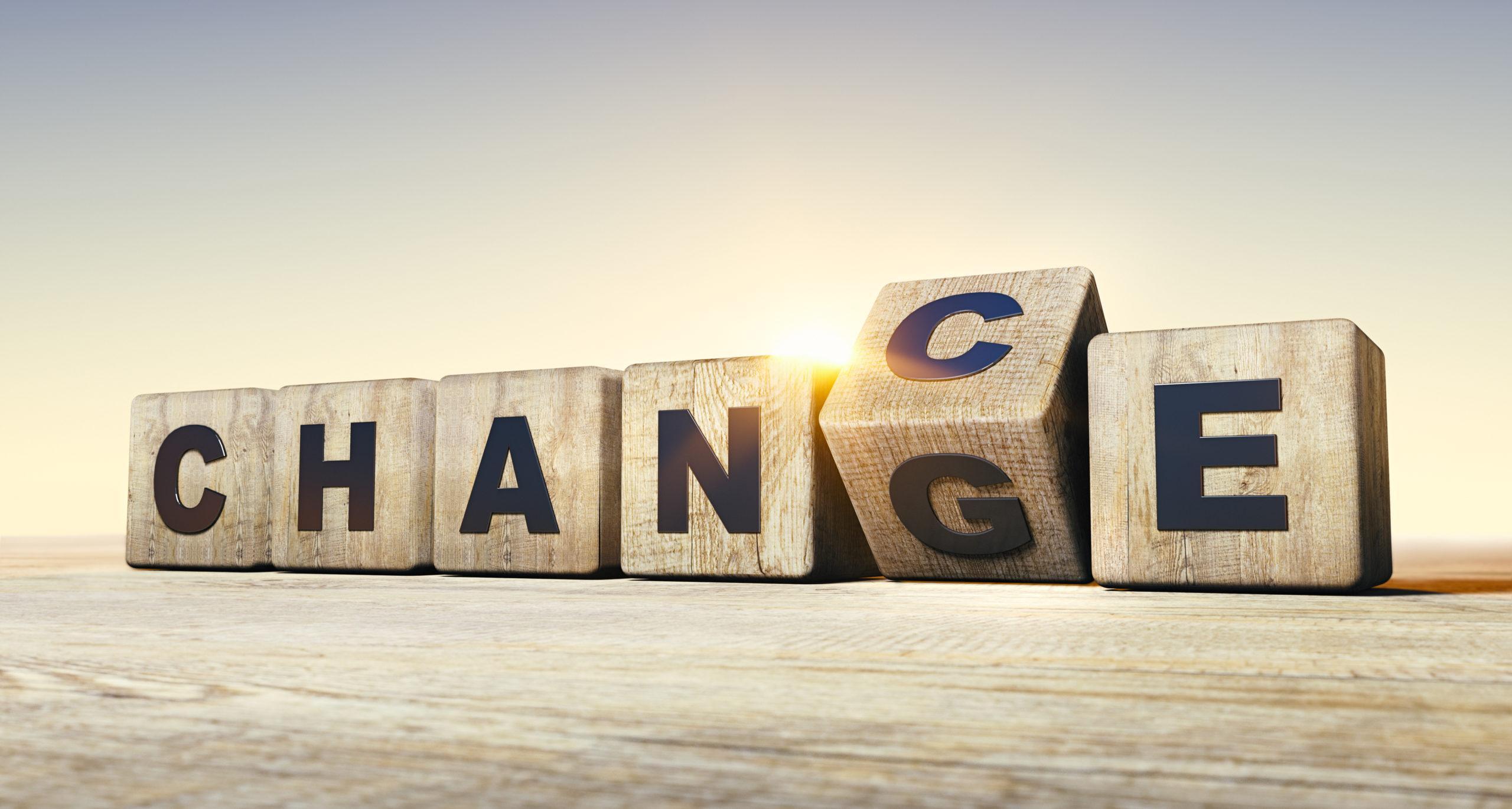 Holzwürfel Motiv Chance- Chance